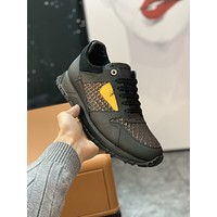 FENDI  Woman's Men's 2021 New Fashion Casual Shoes Sneaker Sport Running Shoes0422qh