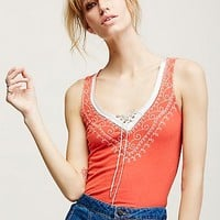 Free People Moon Struck Tank