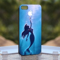 Aplle Ariel Mermaid - Design available for iPhone 4/4S Case