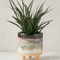"Liv 5"" Footed Planter 