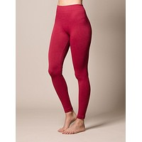 Control Fit Leggings - Tibetan Red Only