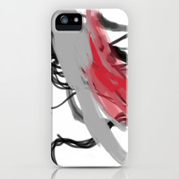 PAINT IT GRAY 2 iPhone & iPod Case by  ECOLARTE