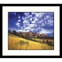 Great American Picture Boulder Mountains, Colorado Framed Photograph - Robert Franz - IS628509 - All Wall Art - Wall Art & Coverings - Decor