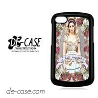 Marina And The Diamonds I Hate Everything For Blackberry Q10 Case Phone Case Gift Present YO