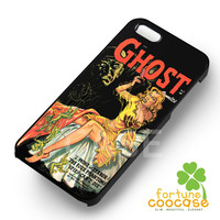 Vintage Horror Comic Ghost -NDA for iPhone 6S case, iPhone 5s case, iPhone 6 case, iPhone 4S, Samsung S6 Edge