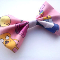 Adventure Time Small Hair Bow