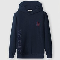Moncler Casual Simple Men Sweater Hoodie