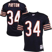 Walter Payton Chicago Bears Throwback Jersey