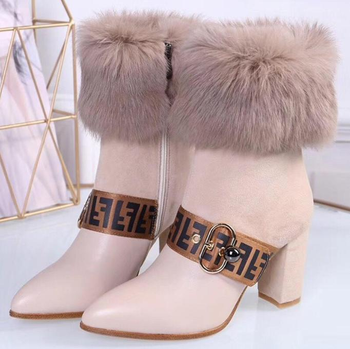 Image of Fendi Middle boots and boots