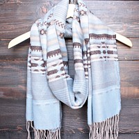 Final Sale - Cozy Blanket Scarf
