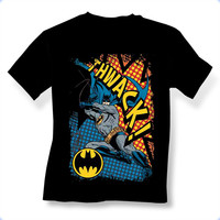 Batman Thwack Boys T-Shirt