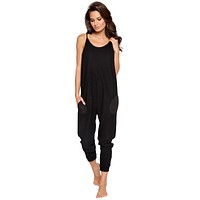 Sexy Supersoft Cosy Pajama Pocket Jumpsuit