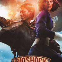 Bioshock Infinite Cast Video Game Poster 24x36