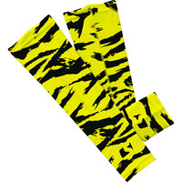Digital ripped uno wasp yellow arm sleeve  (No Refunds - No Exchanges)
