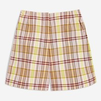 Check City Shorts by Boutique | Topshop