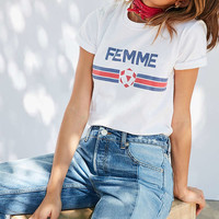 Femme Tee | Urban Outfitters