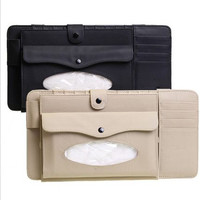 Cars Leather 3 In 1 Tissue Box [4919515460]