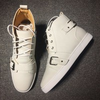 Christian Louboutin CL Style #2118 Sneakers Fashion Shoes Online