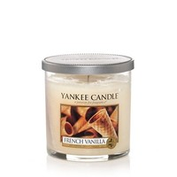 French Vanilla : Small Tumbler Candles : Yankee Candle