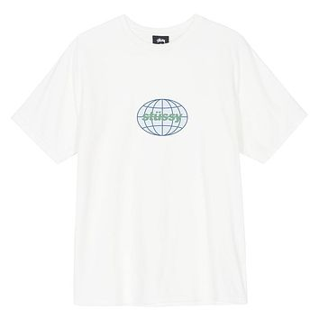 Global Pigment Dyed T-Shirt Natural