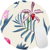 In the Tropics Mouse Pad Decal
