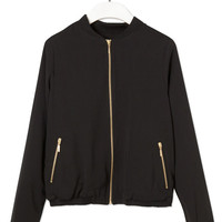 EMBROIDERED JACKET - Blazers & jackets - WOMAN -  United Kingdom
