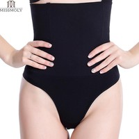 High Waist Tummy Control Body Shaper Seamless Underwear