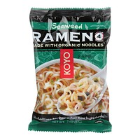 Koyo Ramen - Seaweed - Pack of 12 - 2 oz.