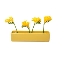 Yellow Brick Road Wall Planter