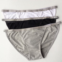 Calvin Klein ladies pants in black, white and gray