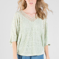 Harmony Lace Blouse