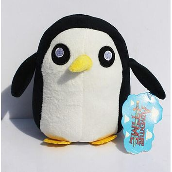 Adventure Time Gunter Penguin Stuffed Animals Plush Toys Soft Dolls For Children 15cm Free Shipping