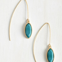 Stunning in Sao Paulo Earrings | Mod Retro Vintage Earrings | ModCloth.com