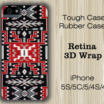 Navajo Retro Geometric iPhone 6/5S/5C/5/4S/4 Case