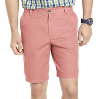 jcpenney | IZOD® Saltwater-Washed Flat-Front Shorts