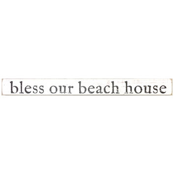 Bless Our Beach House - Talking Stick 16-in