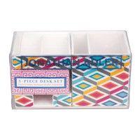 Jonathan Adler 3 Piece Desk Set