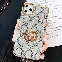 GUCCI New fashion more letter lanyard protective case phone case
