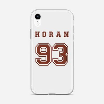 One Direction Shirt 1D Shirt Directioner iPhone XR Case