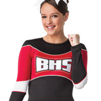 FlexFit Radiant Figure Fit Youth | Team Cheer
