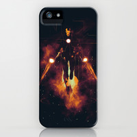Red shining iPhone & iPod Case by Steven Toang
