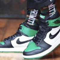 "Air Jordan 1 Retro ""Pine Green"""