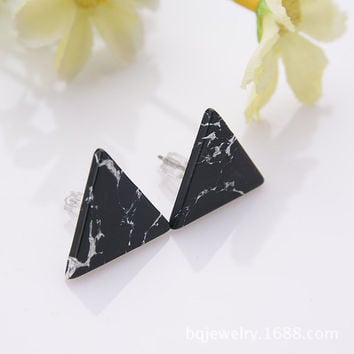 Hot Sale Korean Accessory Earrings [8581992071]