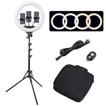 """LED 18""""  Ring Light with Stand - SCR1042"""