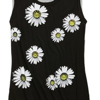Flowers by Zoe 'Daisy' High/Low Top (Big Girls)