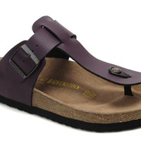 Birkenstock Women Men Purple Casual Sandals Shoes