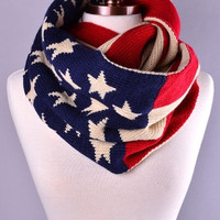 American Beauty Scarf - RED