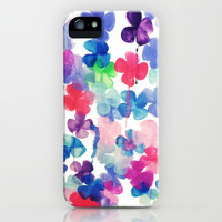 Garden iPhone & iPod Case by DuckyB (Brandi)