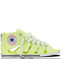 Converse - Chuck Taylor Gladiator - Low - Neon Yellow