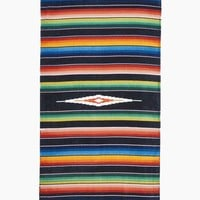 Joaquin Travel Towel - Joaquin Stripe Print